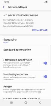 Samsung galaxy-s9-android-pie - internet - handmatig instellen - stap 25