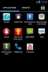 Bouygues Telecom Bs 351 - Contact, Appels, SMS/MMS - Envoyer un MMS - Étape 3