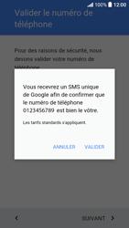 HTC Desire 530 - Premiers pas - Créer un compte - Étape 13