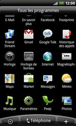 HTC A8181 Desire - Messagerie vocale - configuration manuelle - Étape 4