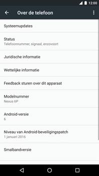 Huawei Google Nexus 6P - Software updaten - Update installeren - Stap 5