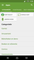 Sony Sony Xperia Z5 (E6653) - Applicaties - Download apps - Stap 6