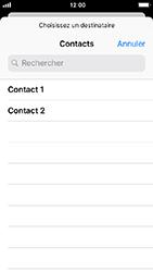 Apple iPhone SE - iOS 12 - E-mail - envoyer un e-mail - Étape 4