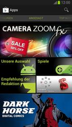 Samsung Galaxy S III - Apps - Einrichten des App Stores - Schritt 15