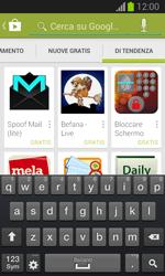 Samsung Galaxy Trend Lite - Applicazioni - Installazione delle applicazioni - Fase 15