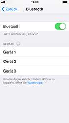 Apple iPhone 5s - Bluetooth - Geräte koppeln - 7 / 9