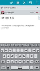Samsung Galaxy S5 - E-Mail - E-Mail versenden - 1 / 1