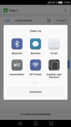 Huawei P9 Lite - internet - hoe te internetten - stap 17