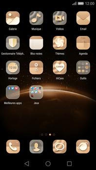 Huawei G8 - E-mail - envoyer un e-mail - Étape 2