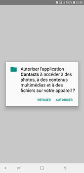 Samsung Galaxy J6 Plus - Contact, Appels, SMS/MMS - Ajouter un contact - Étape 10