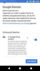 Sony Xperia XZ1 Compact - E-Mail - Konto einrichten (gmail) - Schritt 14