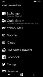 Microsoft Lumia 640 - E-Mail - Konto einrichten (gmail) - Schritt 6