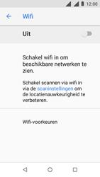 Nokia 1 - wifi - handmatig instellen - stap 6