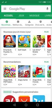 Huawei P20 - Applications - Télécharger une application - Étape 3