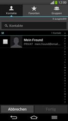 LG D955 G Flex - E-Mail - E-Mail versenden - Schritt 6