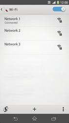 Sony Xperia Z1 - WiFi - WiFi configuration - Step 8