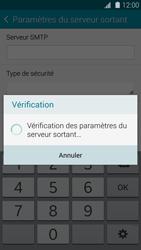 Samsung Galaxy S 5 - E-mail - configuration manuelle - Étape 15