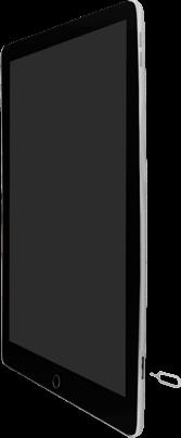 Apple iPad Pro 12.9 inch - iOS 12 - SIM-Karte - Einlegen - Schritt 2