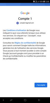 Samsung Galaxy J4+ - E-mails - Ajouter ou modifier votre compte Gmail - Étape 11