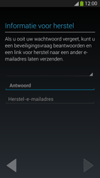 Samsung I9295 Galaxy S IV Active - apps - account instellen - stap 14