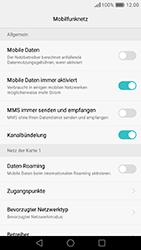 Huawei Honor 8 - MMS - Manuelle Konfiguration - Schritt 7
