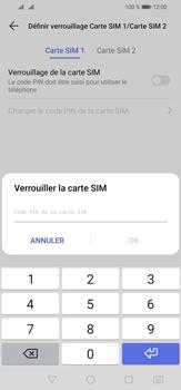 Huawei P30 Lite - Prise en main - Comment activer un code SIM - Étape 9