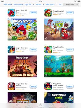 Apple iPad mini iOS 8 - Applicazioni - Installazione delle applicazioni - Fase 13