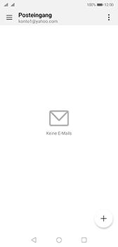 Huawei P20 - Android Pie - E-Mail - Konto einrichten (yahoo) - Schritt 3