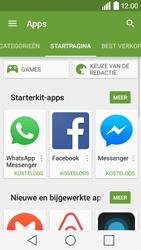 LG Leon 3G (H320) - apps - app store gebruiken - stap 5