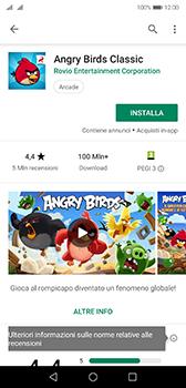 Huawei P20 - Android Pie - Applicazioni - Installazione delle applicazioni - Fase 15