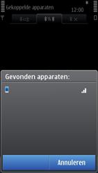 Nokia N8-00 - Bluetooth - koppelen met ander apparaat - Stap 12