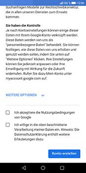 Huawei Honor 9 Lite - Apps - Konto anlegen und einrichten - 14 / 21
