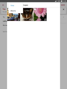 Samsung Galaxy Tab A 9.7 - E-mail - Sending emails - Step 15