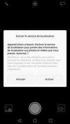 Huawei P9 Lite - Photos, vidéos, musique - Créer une vidéo - Étape 5