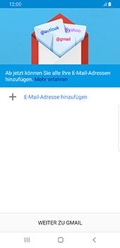 Samsung Galaxy S9 - Android Pie - E-Mail - Konto einrichten (gmail) - Schritt 5