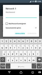 Sony Xperia X Performance (F8131) - Wi-Fi - Verbinding maken met Wi-Fi - Stap 7