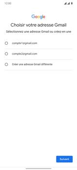 OnePlus 7T - Applications - Créer un compte - Étape 10