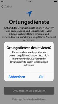 Apple iPhone 6 Plus - iOS 11 - Persönliche Einstellungen von einem alten iPhone übertragen - 21 / 31