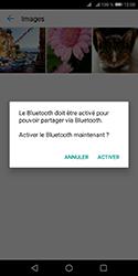 Huawei Y5 (2018) - Photos, vidéos, musique - Envoyer une photo via Bluetooth - Étape 9