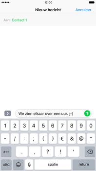 Apple Apple iPhone 6s Plus iOS 10 - MMS - afbeeldingen verzenden - Stap 7