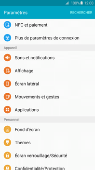 Samsung Galaxy S6 edge+ (G928F) - Applications - Comment désinstaller une application - Étape 4