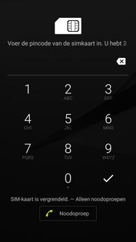 Sony Xperia Z5 Premium (E6853) - Toestel - Toestel activeren - Stap 3