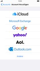 Apple iPhone SE (2020) - E-Mail - 032c. Email wizard - Outlook - Schritt 5