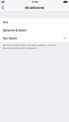 Apple iPhone 7 - iOS 12 - Netzwerk - Netzwerkeinstellungen ändern - Schritt 6