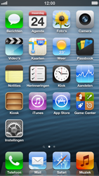 Apple iPhone 5 - E-mail - E-mails verzenden - Stap 1