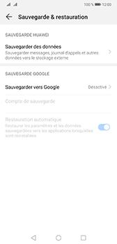 Huawei Mate 20 - Données - créer une sauvegarde avec votre compte - Étape 5