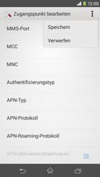 Sony Xperia M2 - Internet - Apn-Einstellungen - 15 / 19