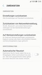 Samsung Galaxy S6 Edge - Android Nougat - Gerät - Zurücksetzen auf die Werkseinstellungen - Schritt 6