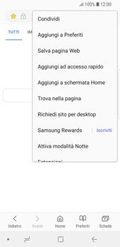 Samsung Galaxy S9 - Internet e roaming dati - Uso di Internet - Fase 19