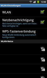 Samsung Galaxy S Plus - WLAN - Manuelle Konfiguration - 0 / 0